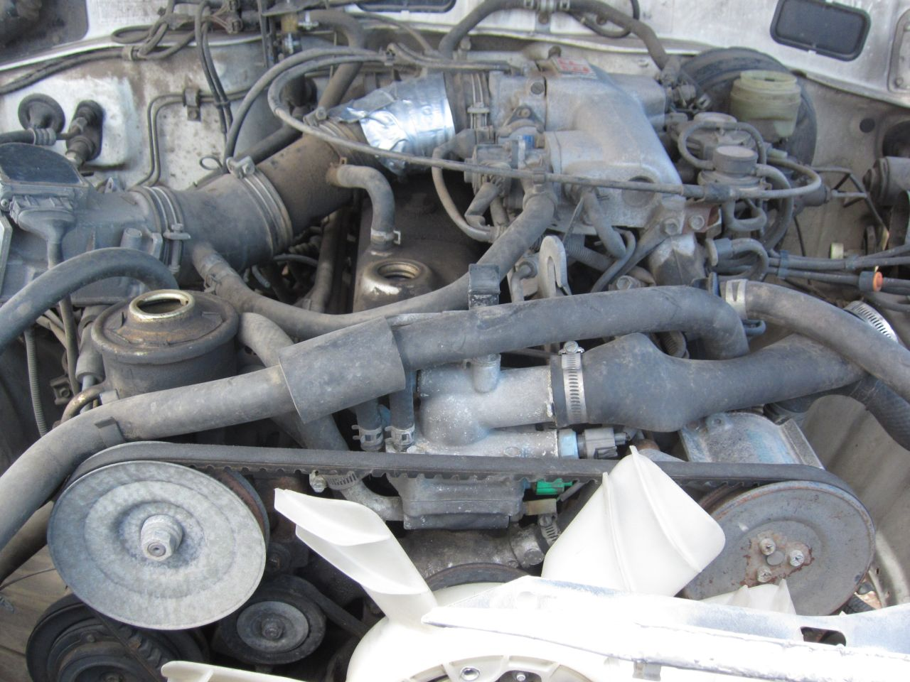 Junkyard Find 1989 Toyota Land Cruiser The Truth About Cars