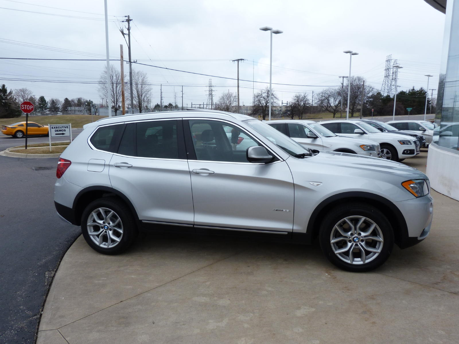 review 2011 bmw x3 the truth about cars. Black Bedroom Furniture Sets. Home Design Ideas