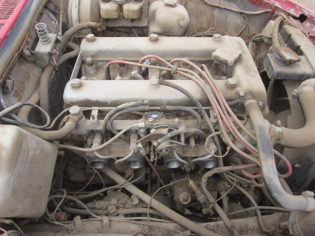 junkyard find: 1974 alfa romeo spider veloce - the truth about cars