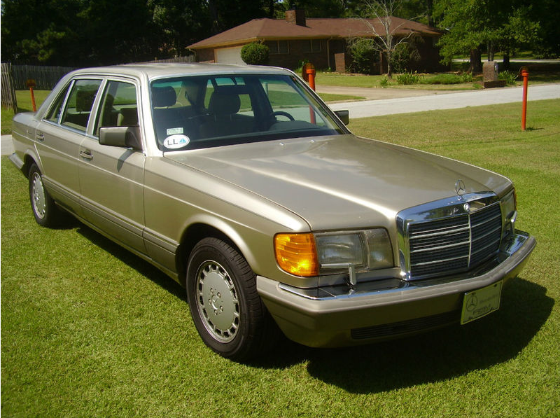 rent, lease, sell or keep 1989 mercedes benz 420 sel the truth Mercedes-Benz 420SEL Vehicle