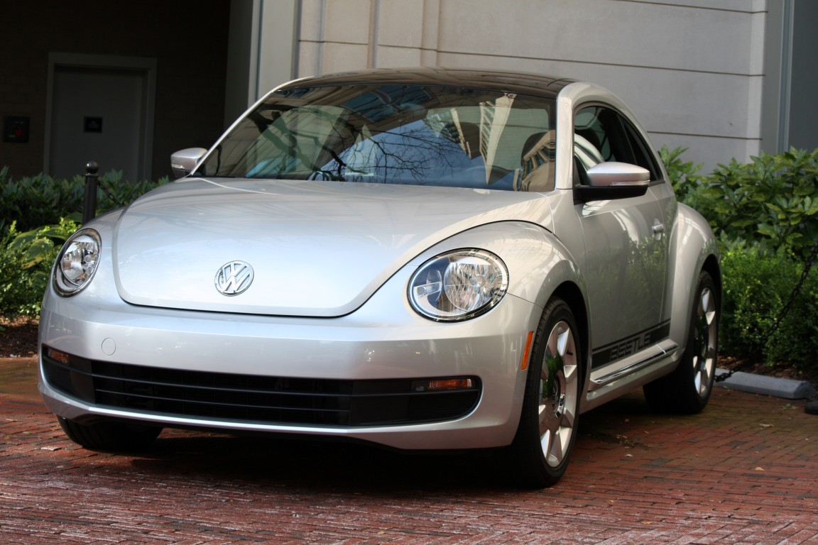Review 2012 Volkswagen Beetle 25 The Truth About Cars Vw New Convertible Top Parts As Well Jetta Fuse Box Diagram
