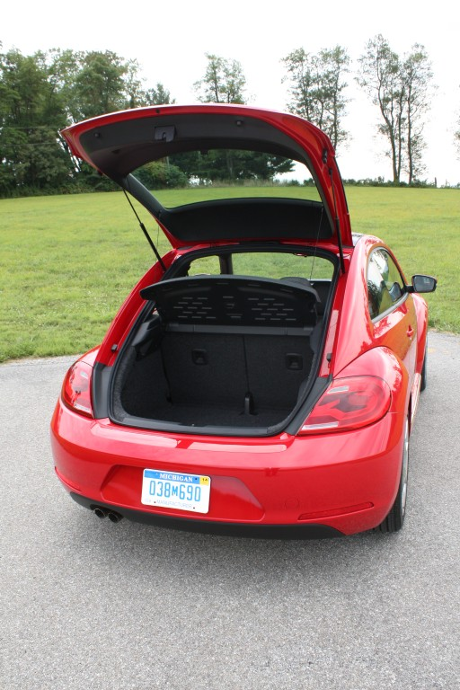 Trunk space! - The Truth About Cars