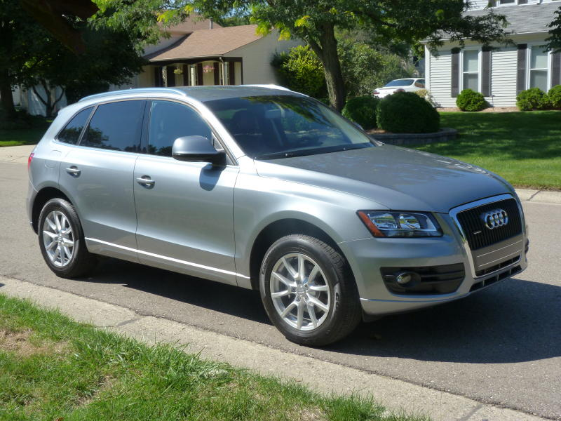 review 2011 audi q5 the truth about cars. Black Bedroom Furniture Sets. Home Design Ideas