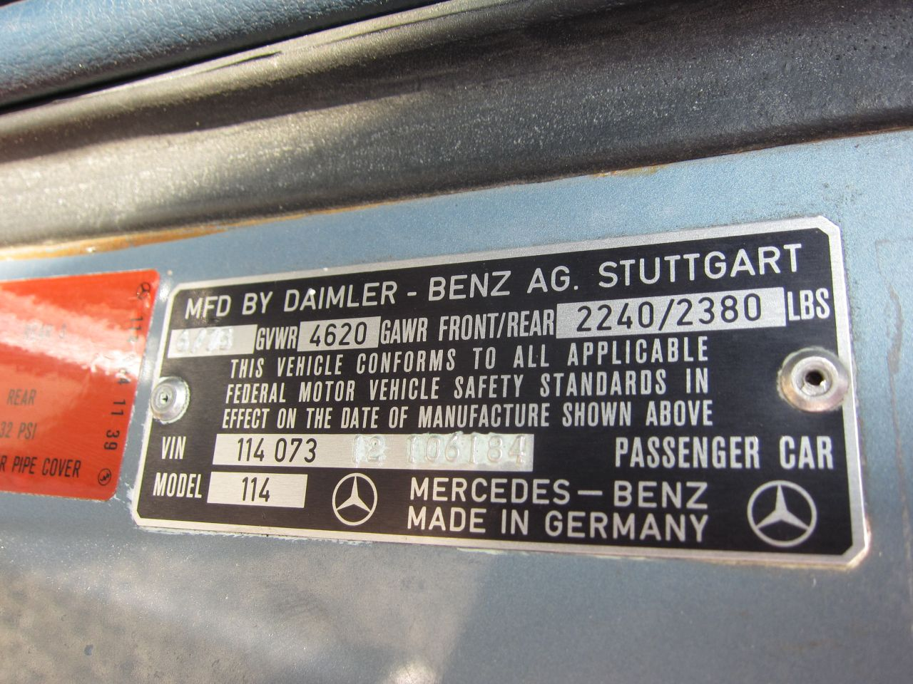 Junkyard find 1973 mercedes benz 280c the truth about cars for Mercedes benz car finder