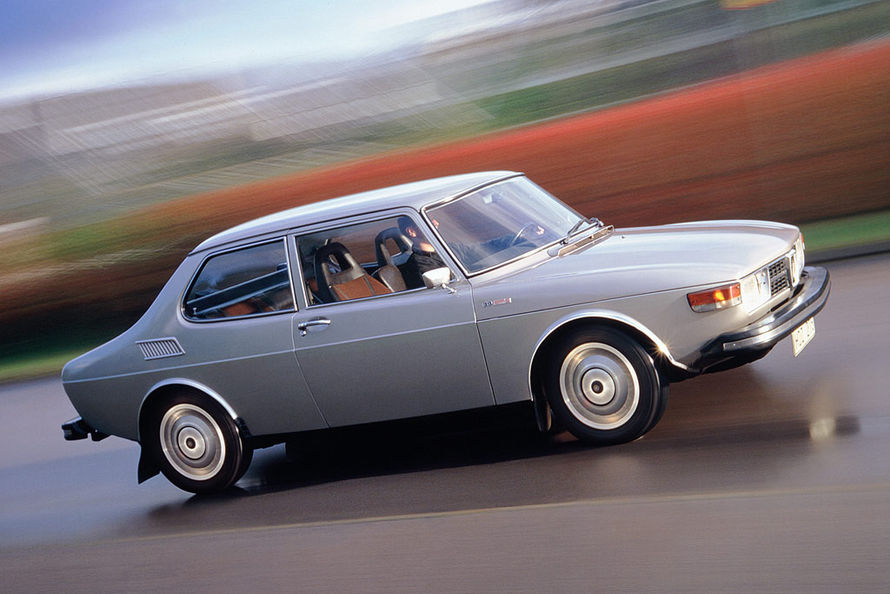 Saab 99 Turbo The Truth About Cars