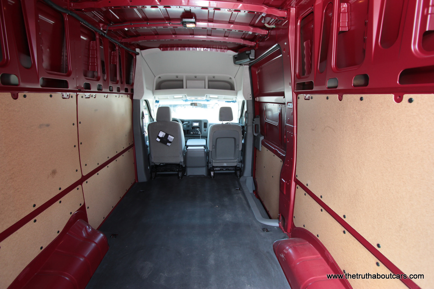 2012 Nissan Nv 3500 High Top Cargo Van Exterior Rear 3 4 Picture Courtesy Of Alex L Dykes