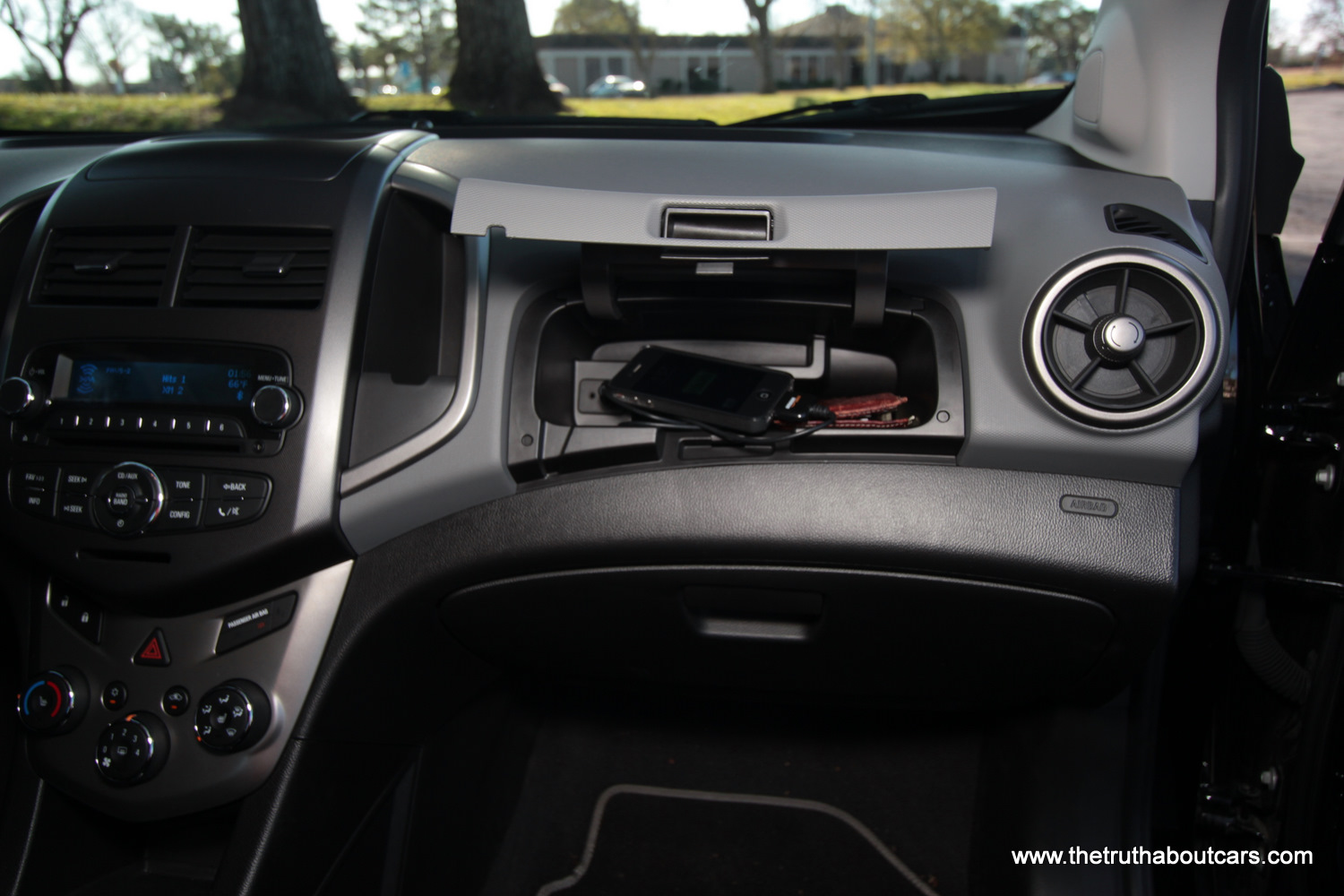 review 2012 chevrolet sonic ltz turbo the truth about cars. Black Bedroom Furniture Sets. Home Design Ideas