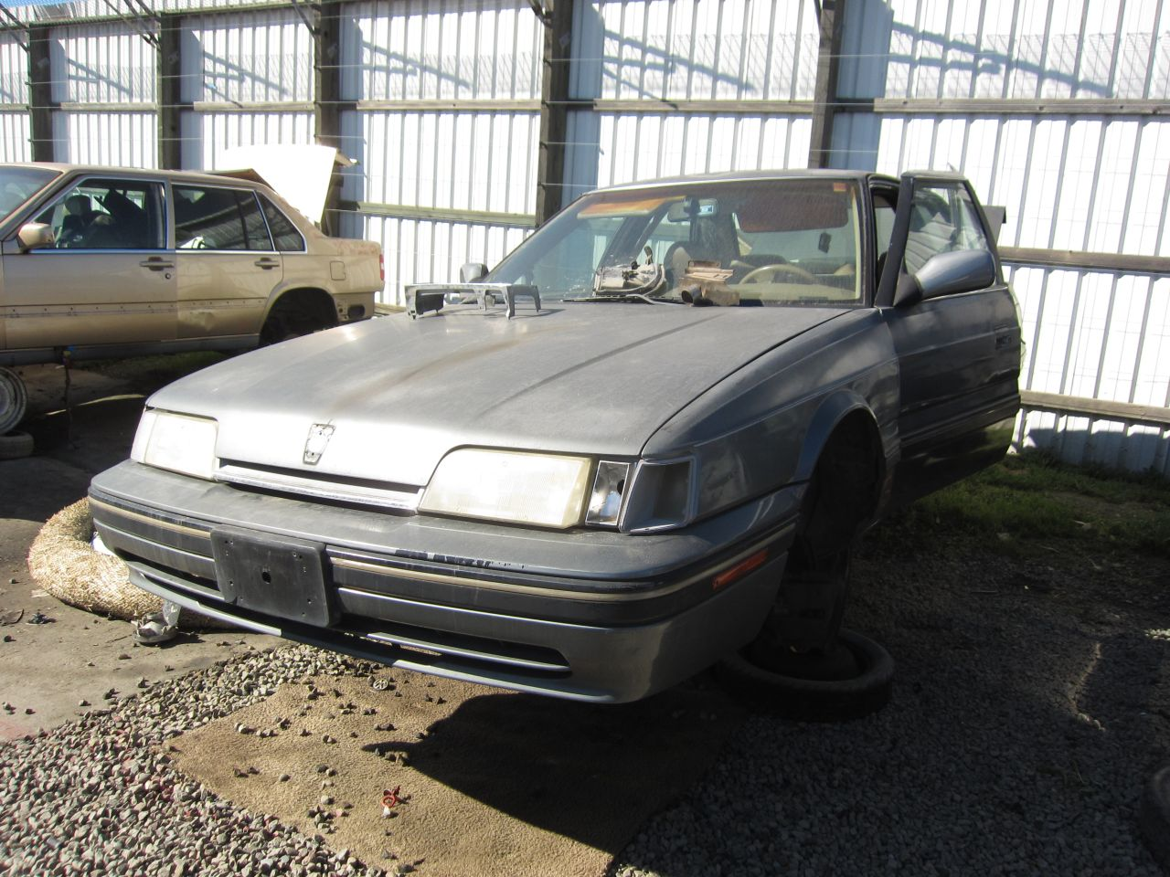 Junkyard Find: 1990 Sterling 827 SL - The Truth About Cars