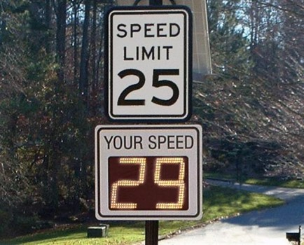radar-speed-sign