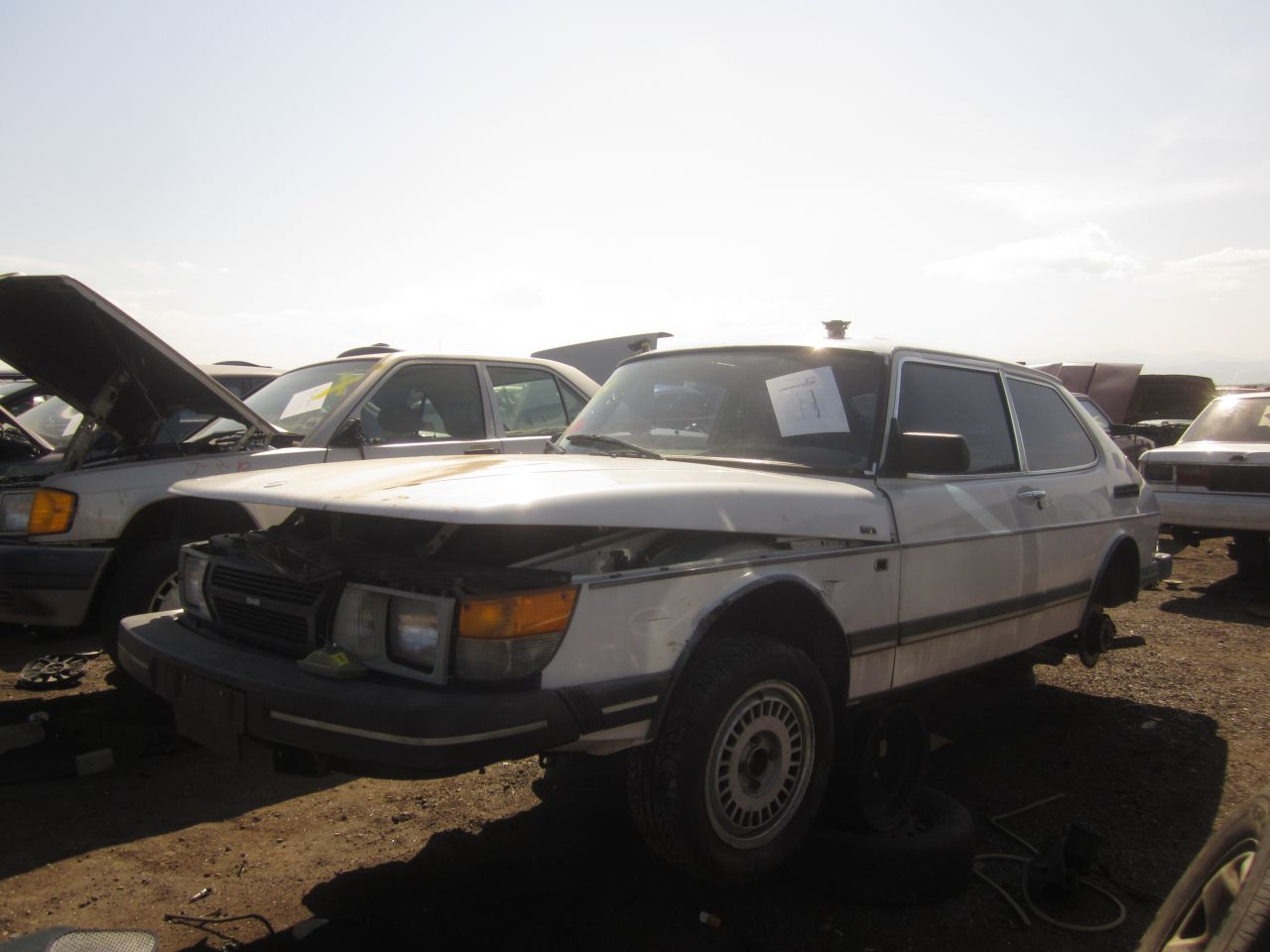 24 Hours Of Lemons >> Junkyard Find: 1986 Saab 900 - The Truth About Cars