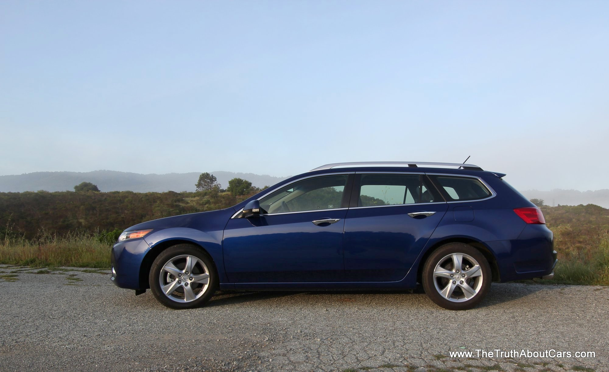 Review: 2012 Acura TSX Sport Wagon - The Truth About Cars