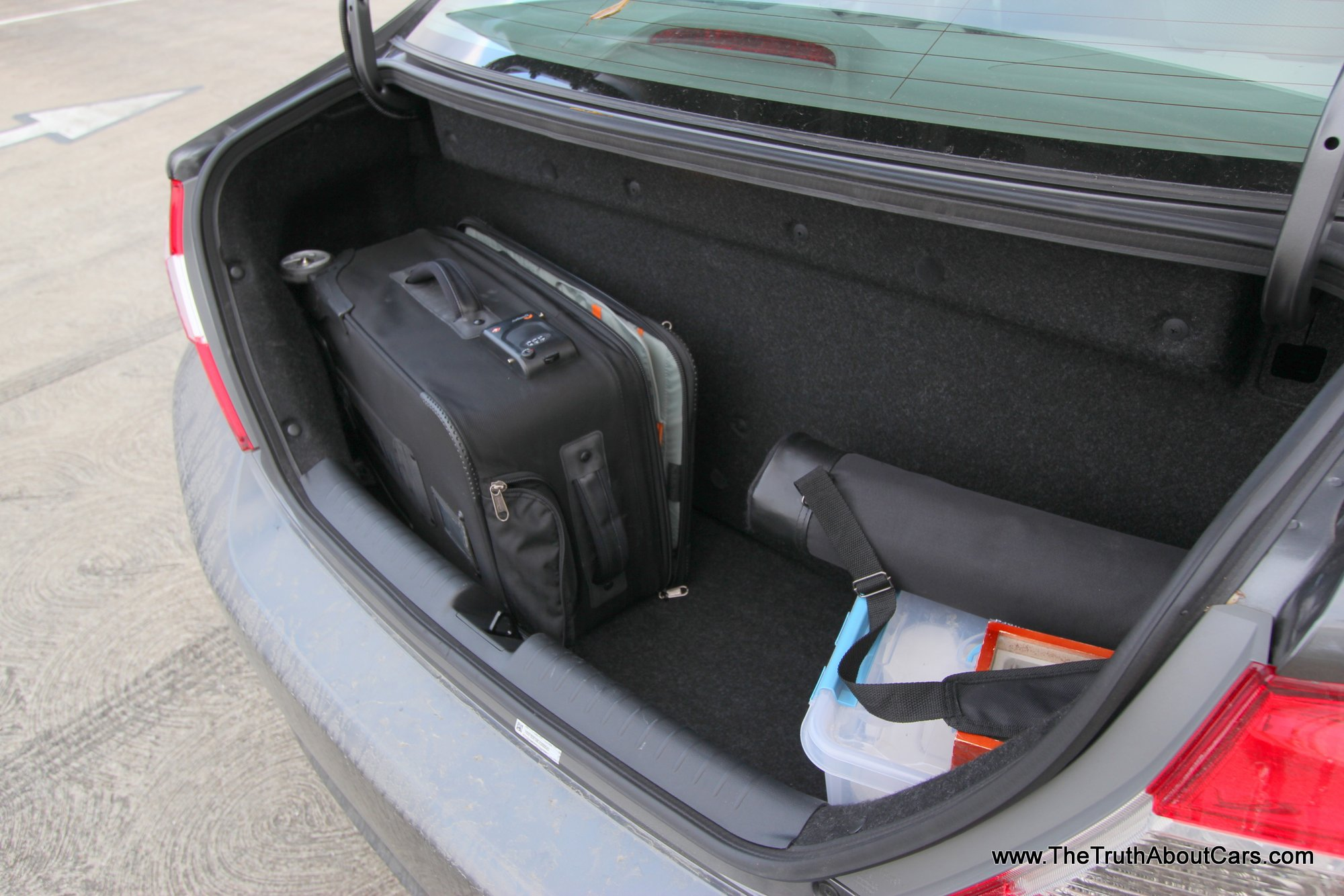 Review: 2012 Honda Civic Natural Gas - The Truth About Cars