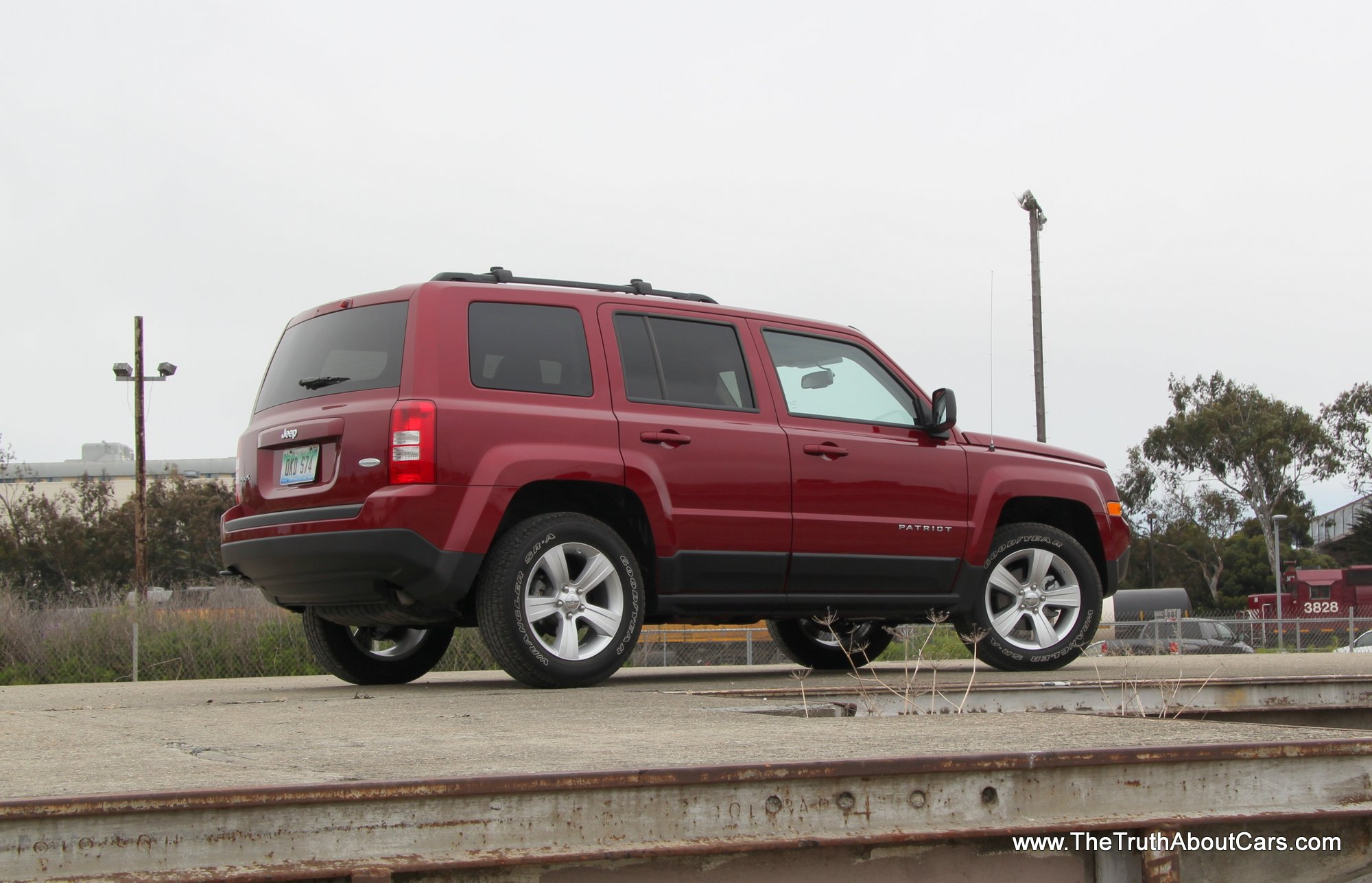 Cars Com Dealer Reviews >> Review: 2012 Jeep Patriot Latitude - The Truth About Cars