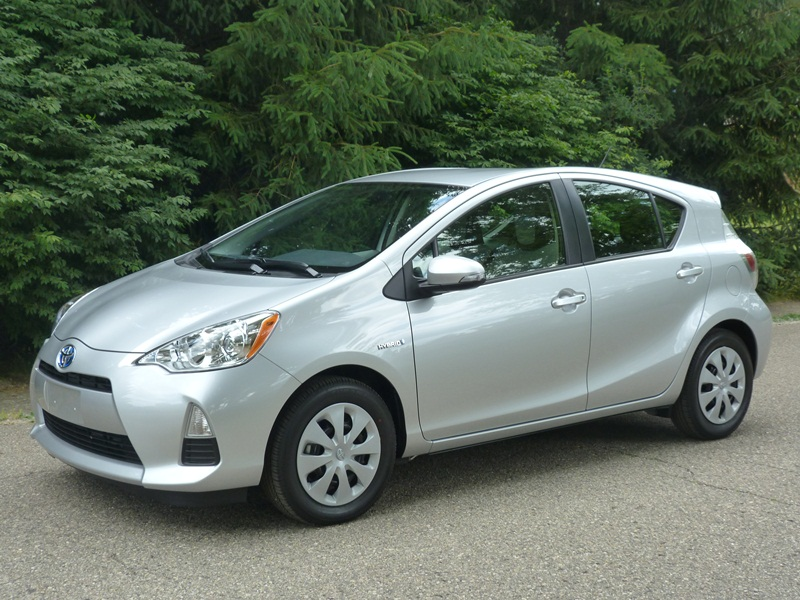 prius c interior photo courtesy michael karesh the truth about cars. Black Bedroom Furniture Sets. Home Design Ideas