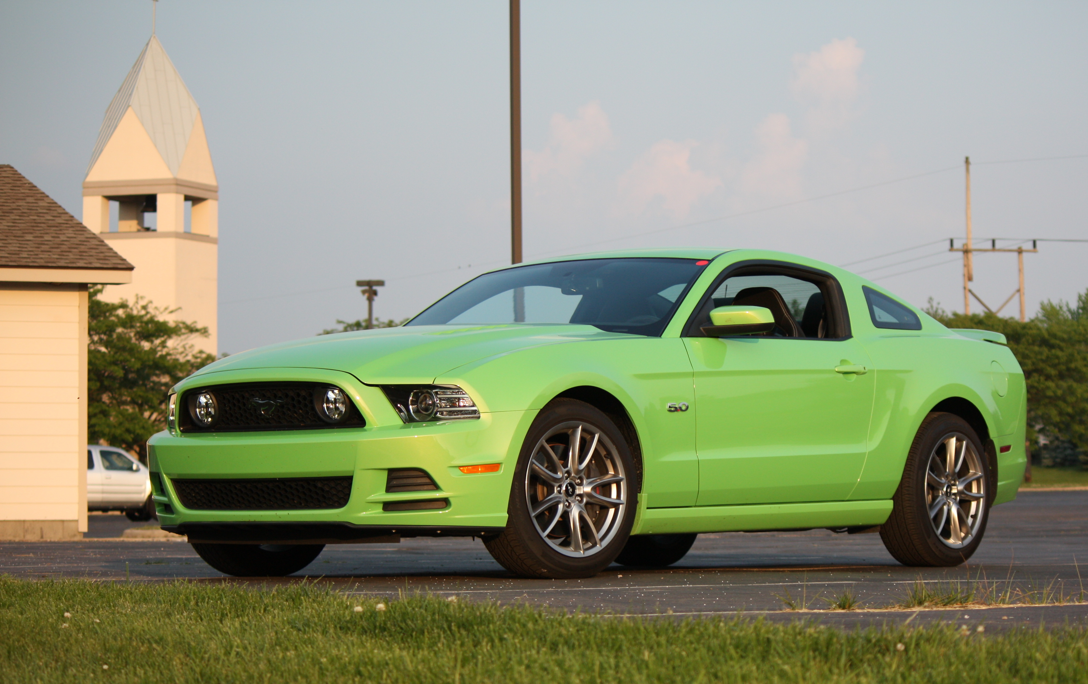 Review 2013 ford mustang gt track tested the truth about cars
