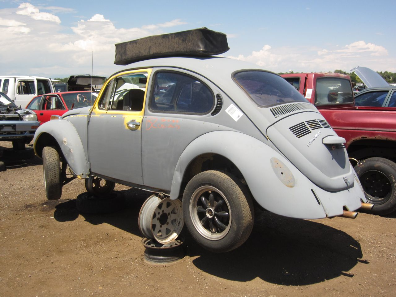 1971 Super Beetle Fuel Line Diagram Data Wiring Diagrams Also Vw Bug Brake On 1973 Engine Junkyard Find Volkswagen The Truth Chassis