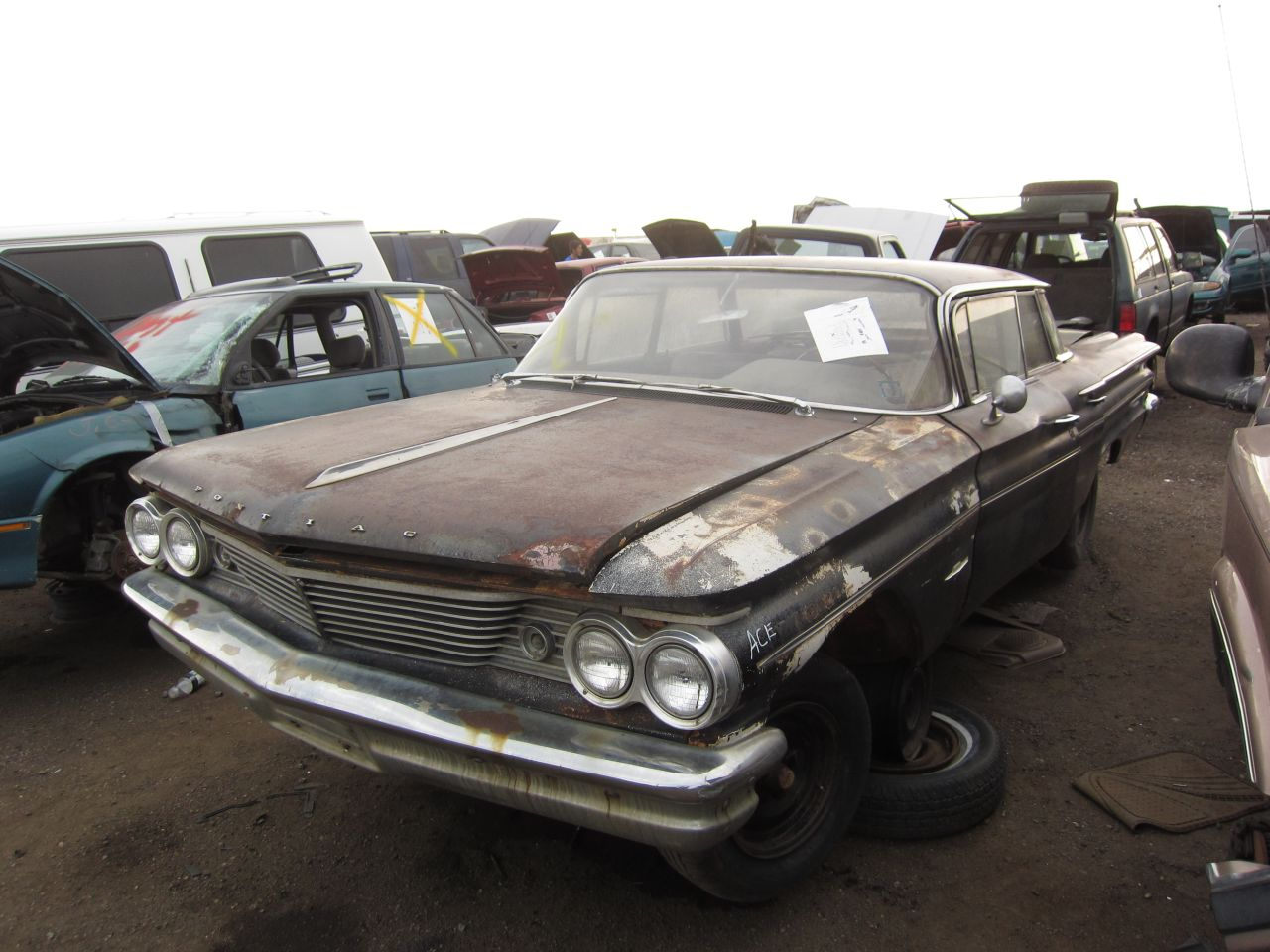 Junkyard Find 1960 Pontiac Ventura The Truth About Cars