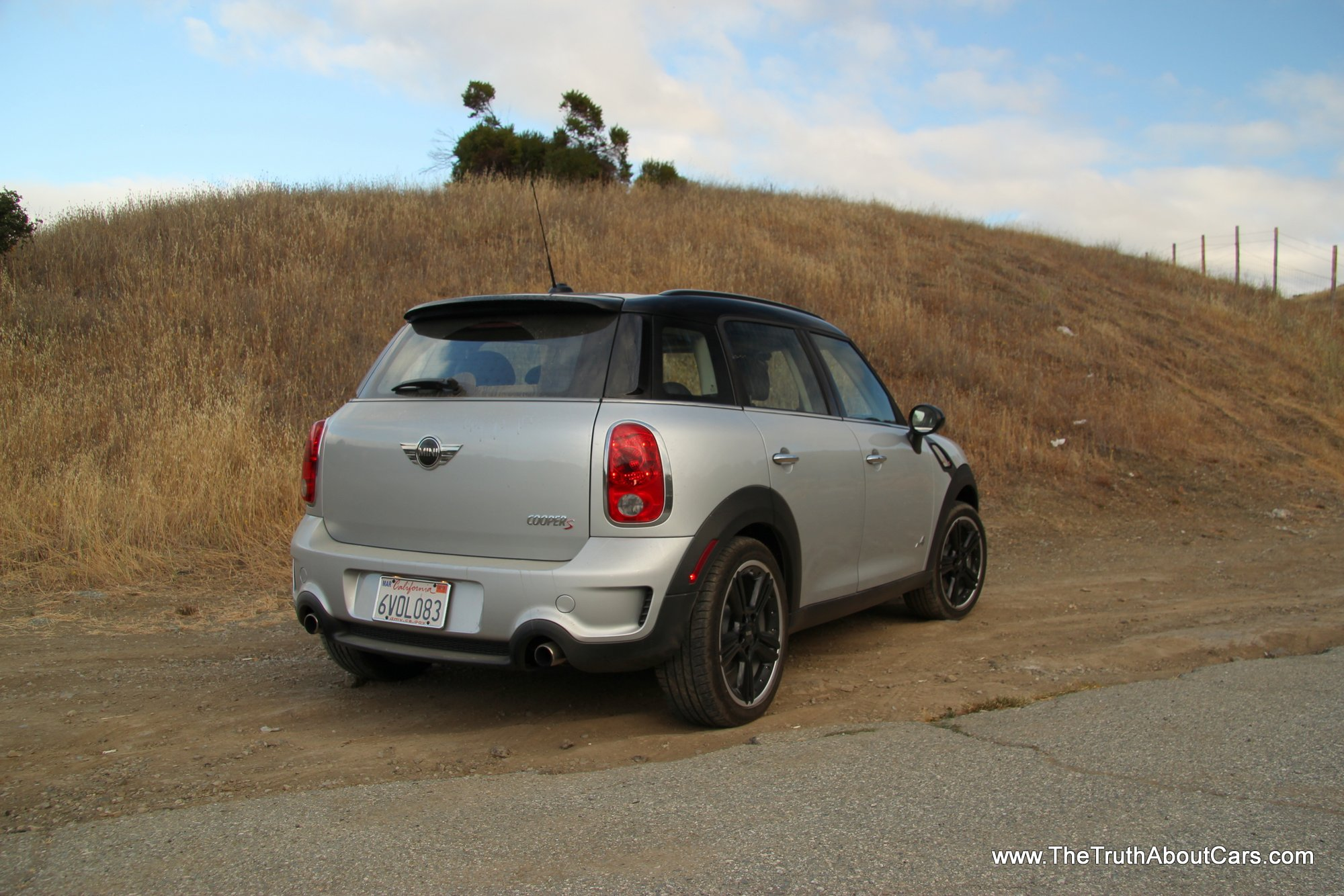 Review 2012 Mini Cooper S Countryman All4 The Truth