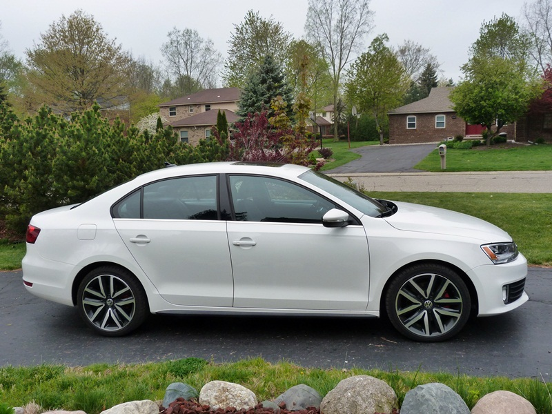 Jetta GLI front, photo courtesy Michael Karesh - The Truth About Cars