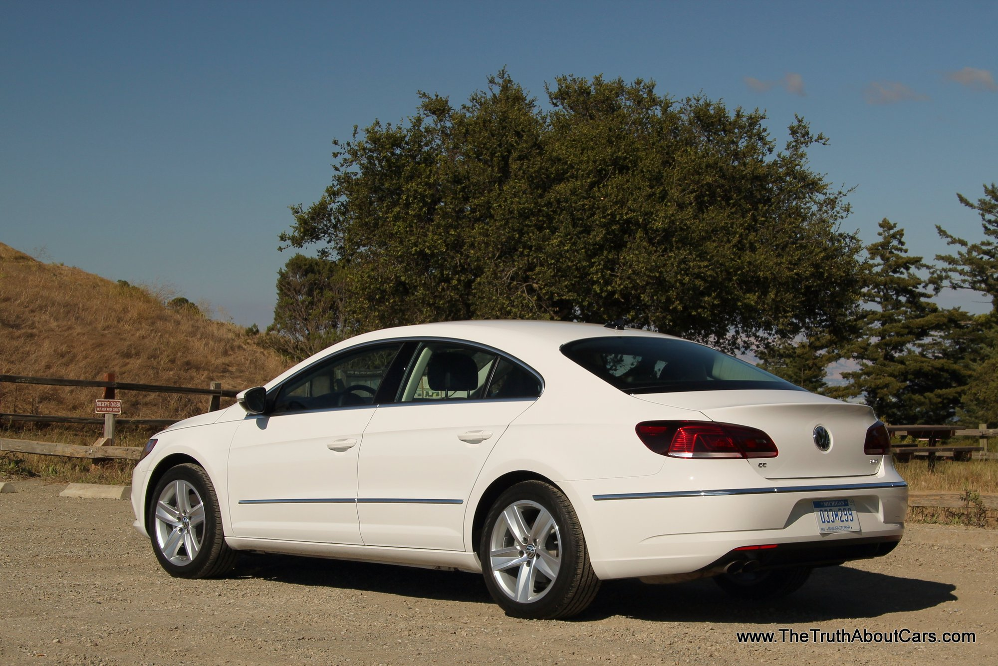 Review: 2013 Volkswagen CC - The Truth About Cars