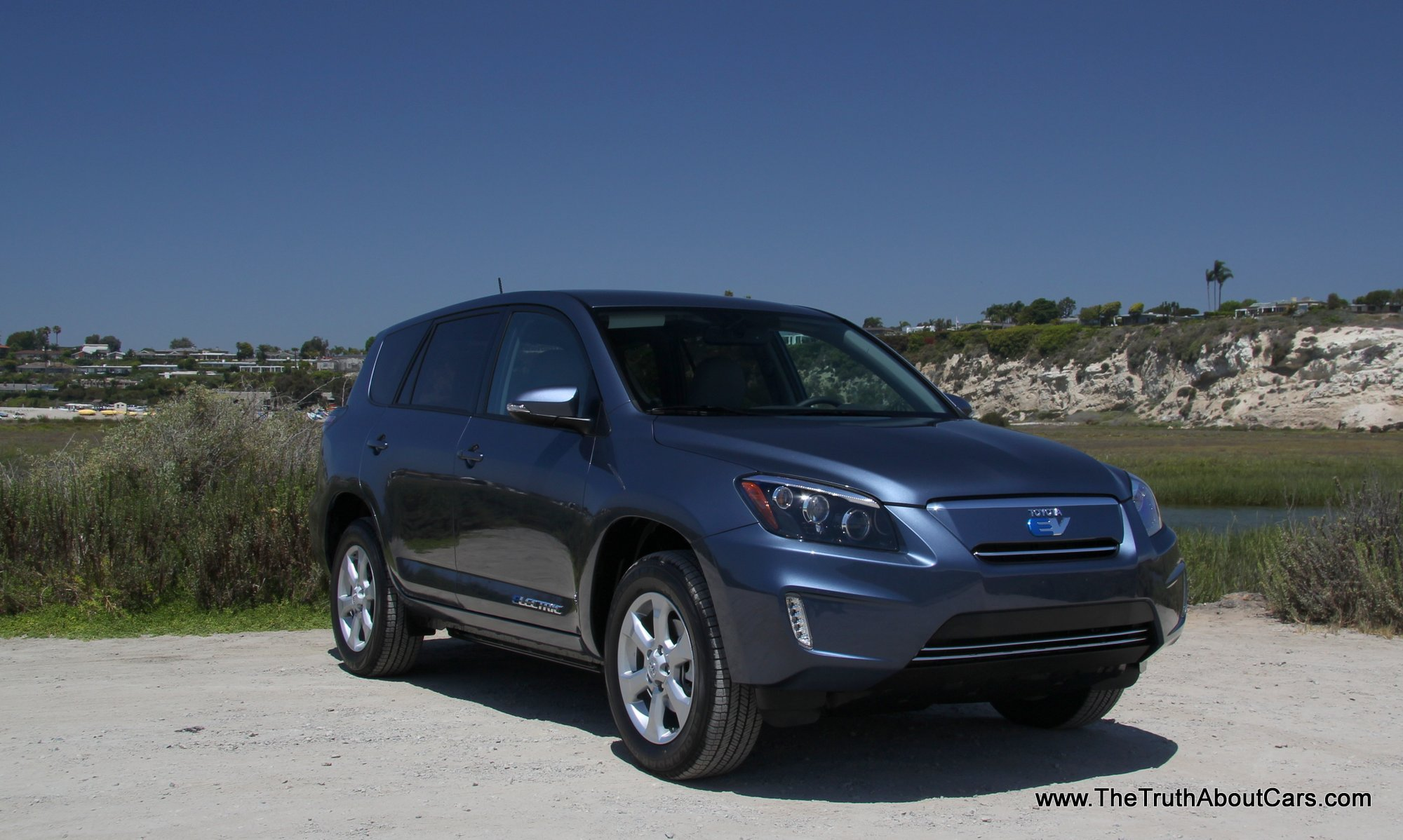 Pre Production Review 2013 Toyota Rav4 Ev The Truth