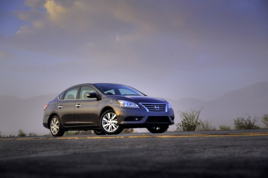 Nissan Sentra - 4. Picture courtesy Nissan