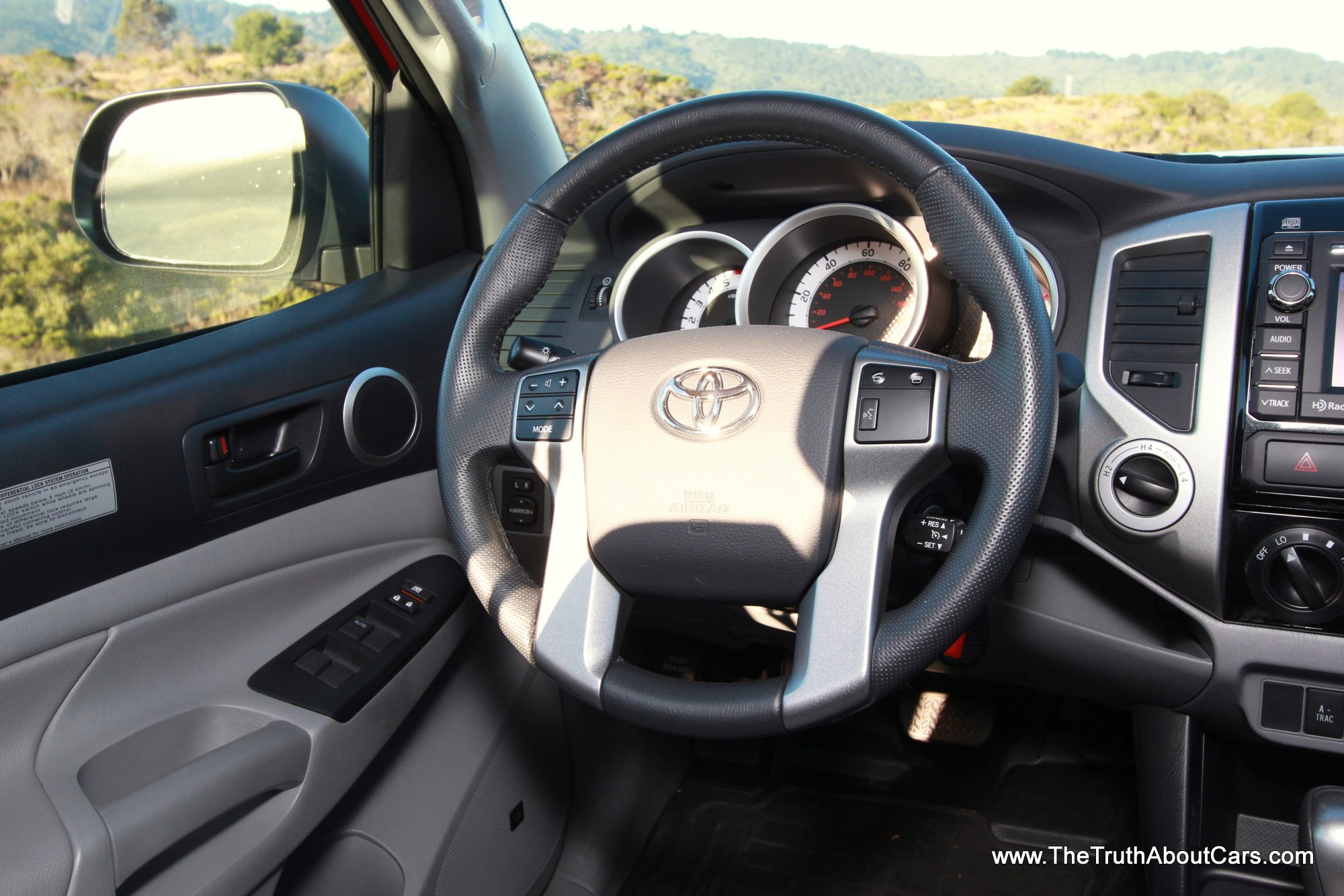 Custom Toyota Tacoma >> Review: 2012 Toyota Tacoma TRD T|X Baja Edition - The Truth About Cars