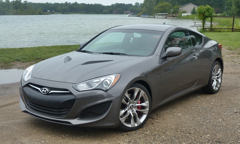 2013 Hyundai Genesis Coupe 2.0t Review >> Review: 2013 Hyundai Genesis Coupe 2.0T R-Spec - The Truth About Cars