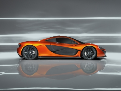 Picture courtesy McLaren.