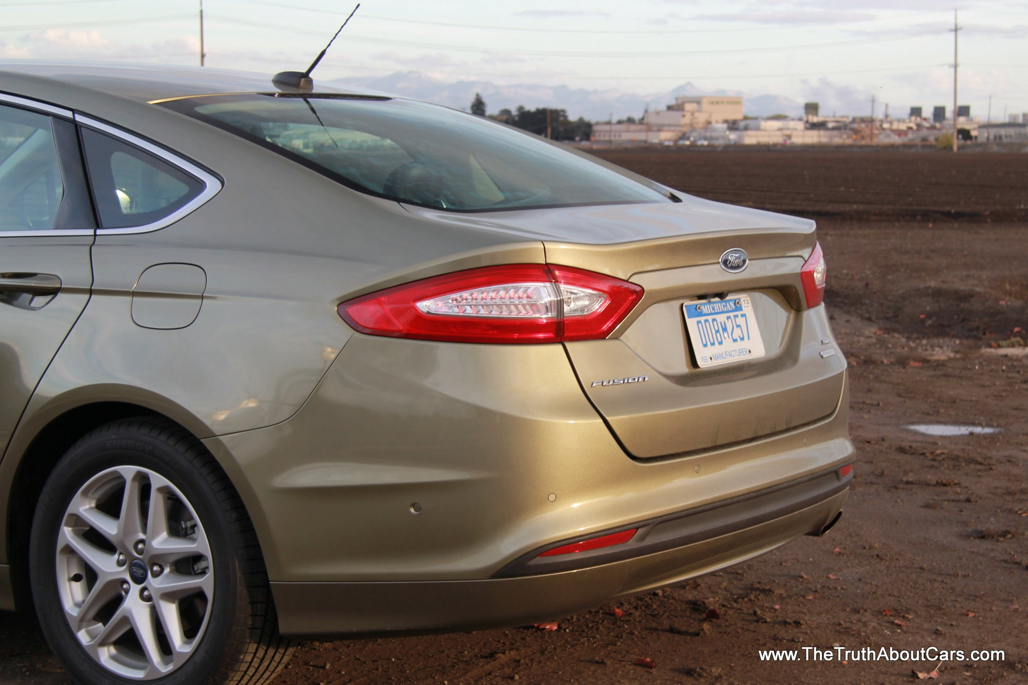 Review 2013 Ford Fusion SE 1 6L Ecoboost Video The