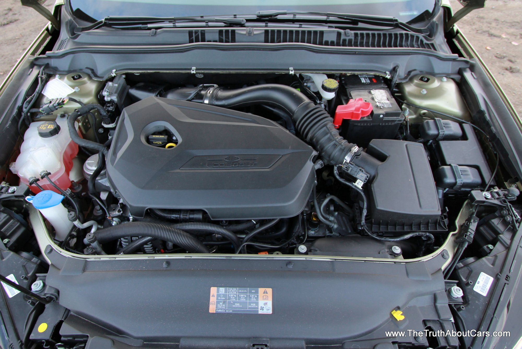 2013 Ford Focus Se Ecoboost 1 6 Exterior Front 3 4