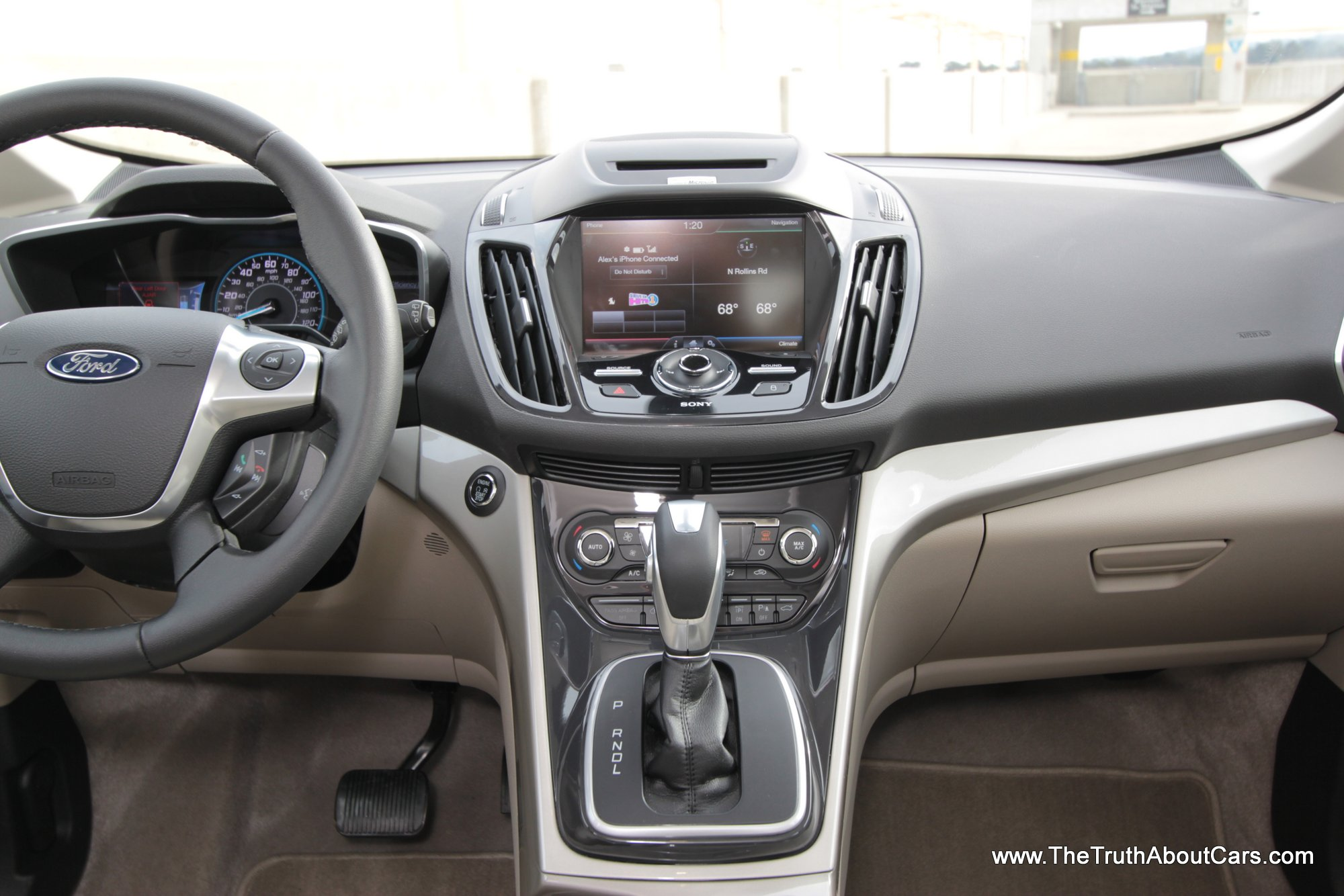 2013 ford c max energi plug in hybrid interior rear seats picture courtesy of alex l dykes. Black Bedroom Furniture Sets. Home Design Ideas