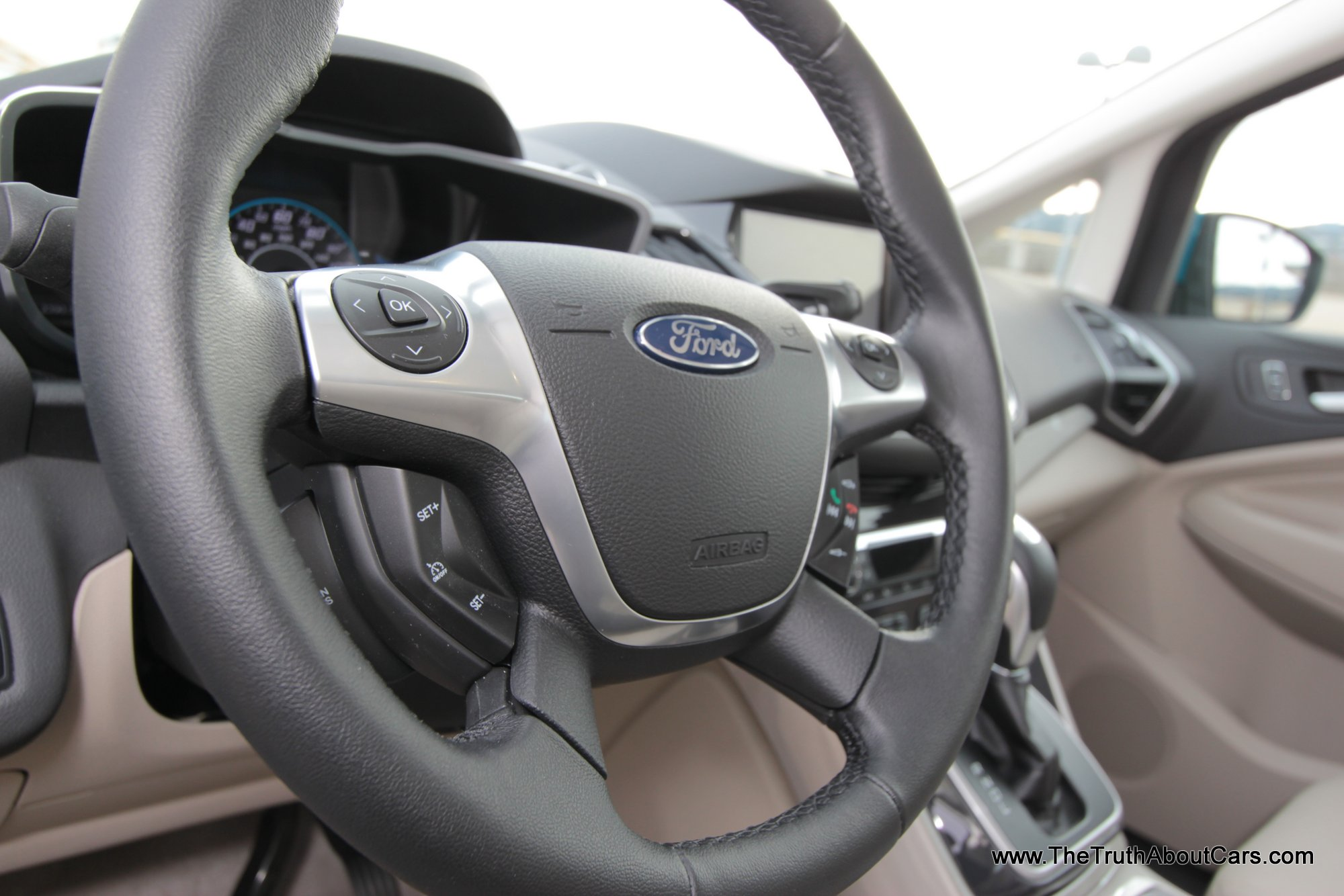 Review 2013 Ford CMAX Energi PlugIn Hybrid Video The Truth