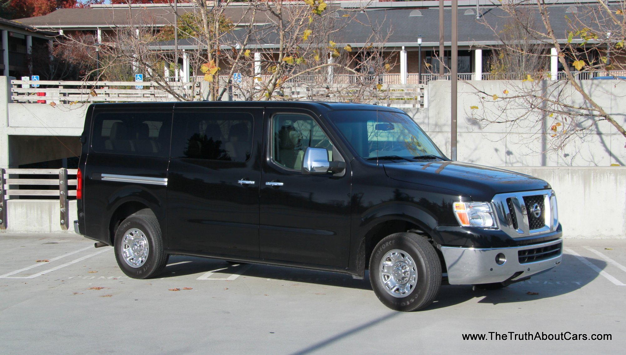 Review 2013 Nissan Nv3500 Hd Sl 12 Passenger Van Video The