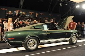 BJ Green Hornet Courtesy mustangsdaily.com