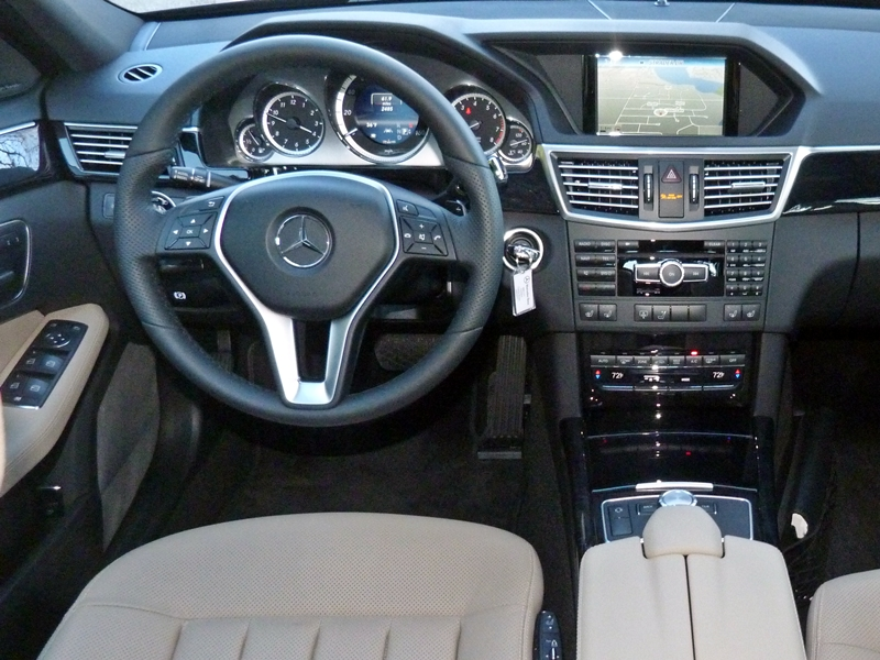 Review 2013 mercedes benz e550 4matic the truth about cars for 2013 mercedes benz e350 review