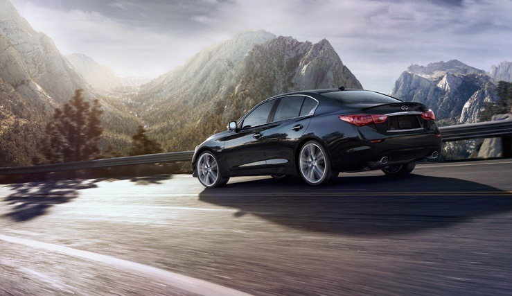 naias 2013 infiniti reveals new q50 same v6 as g37 now with optional battery power the. Black Bedroom Furniture Sets. Home Design Ideas