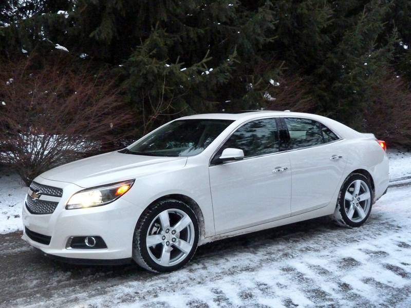 review 2013 chevrolet malibu ltz 2 0t the truth about cars. Black Bedroom Furniture Sets. Home Design Ideas