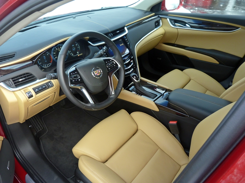 Review 2013 Cadillac Xts Take Two The Truth About Cars