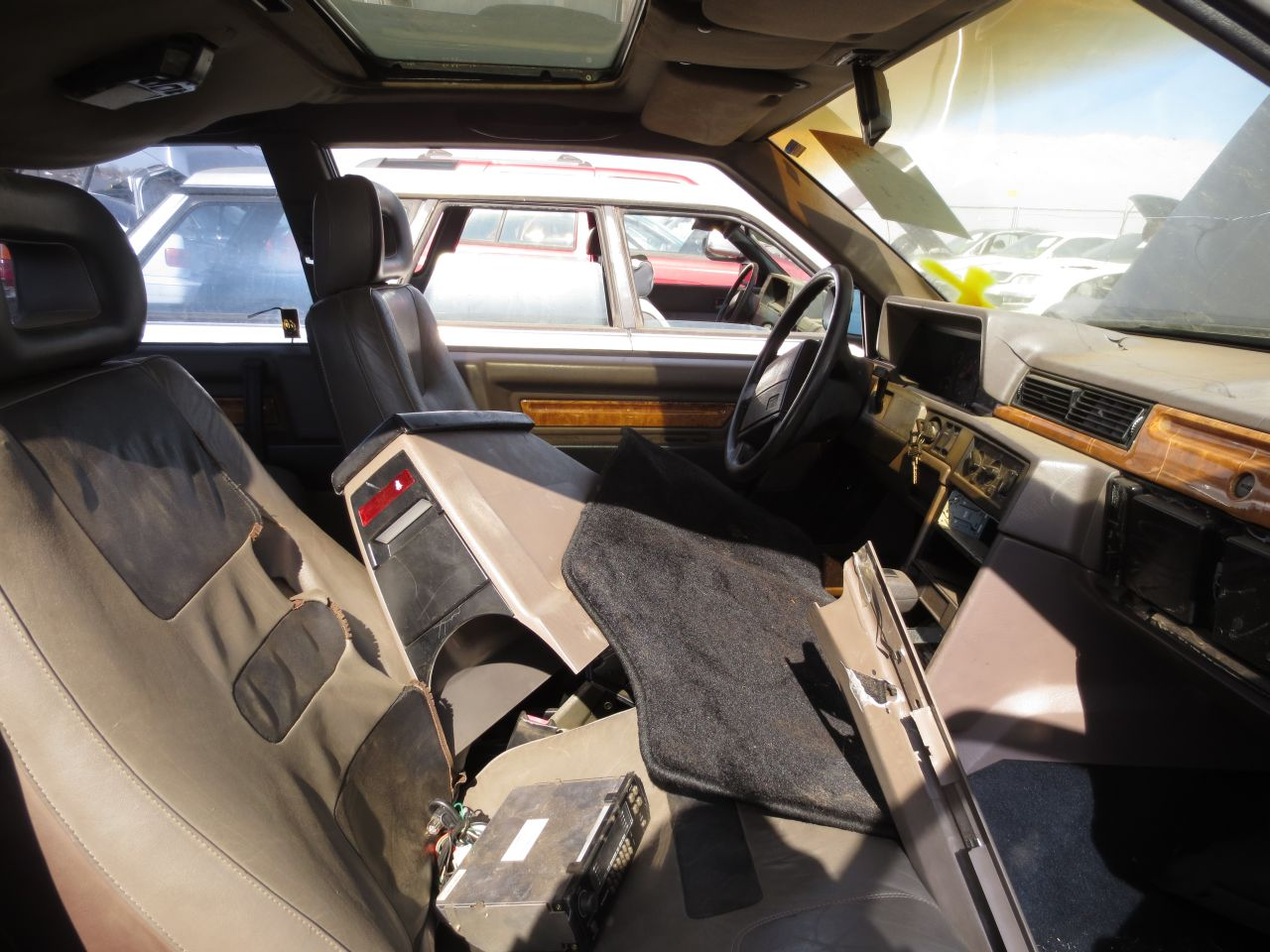 Junkyard Find: 1988 Volvo 780 Bertone Coupe - The Truth About Cars