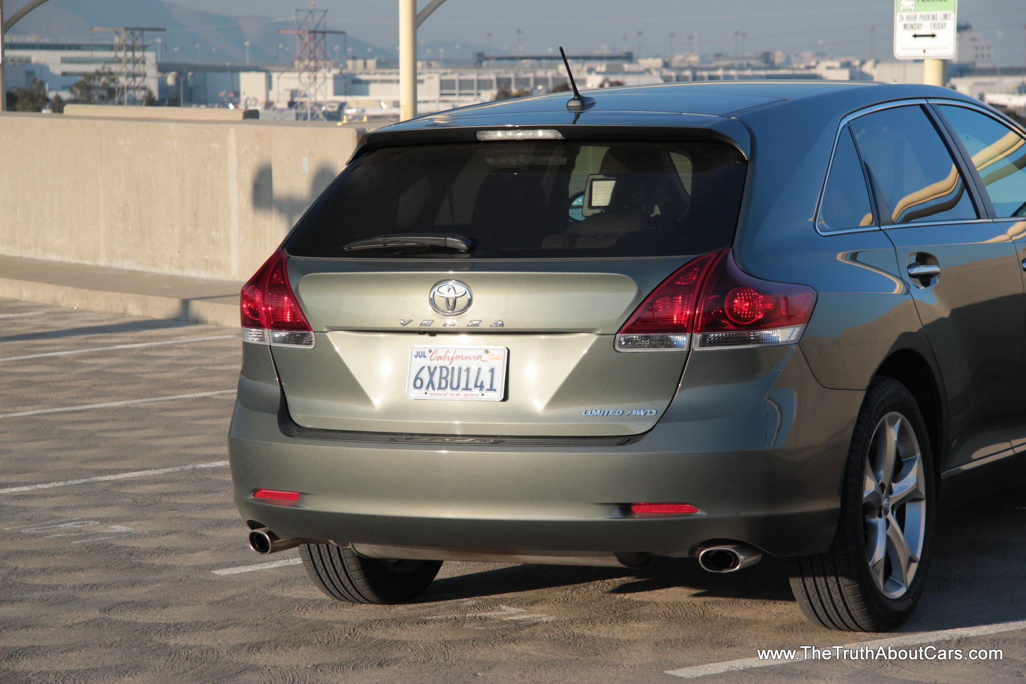 Review 2013 Toyota Venza Video The Truth About Cars