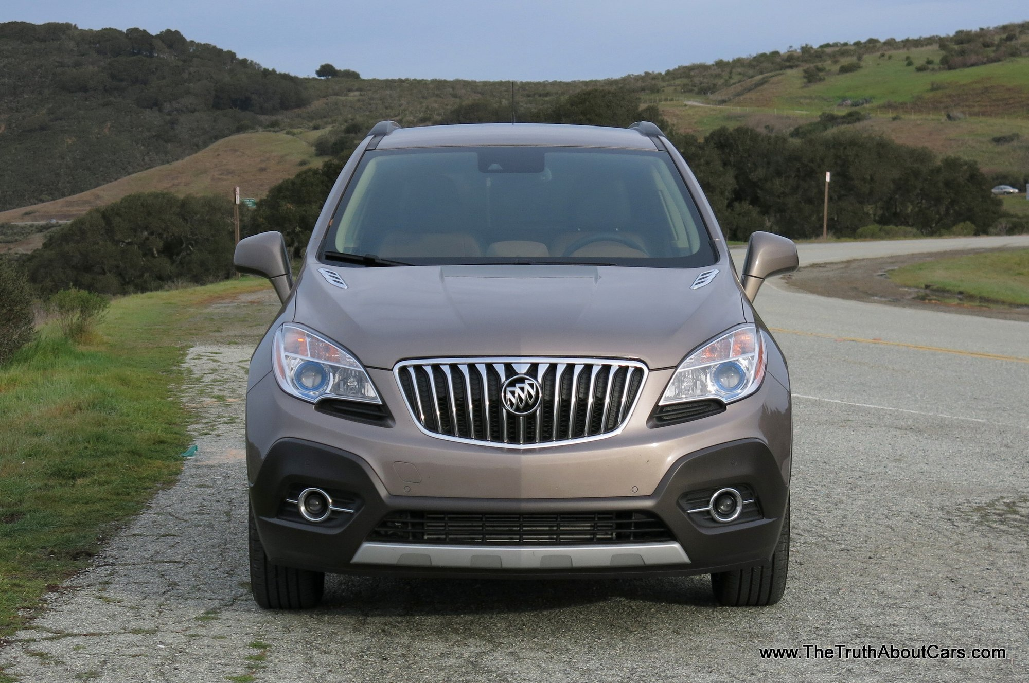 Review: 2013 Buick Encore (Video)