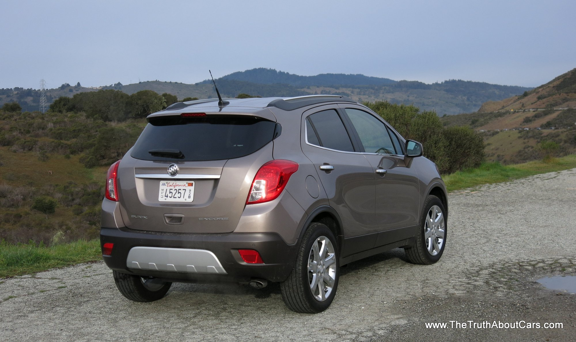 Review: 2013 Buick Encore (Video) - The Truth About Cars