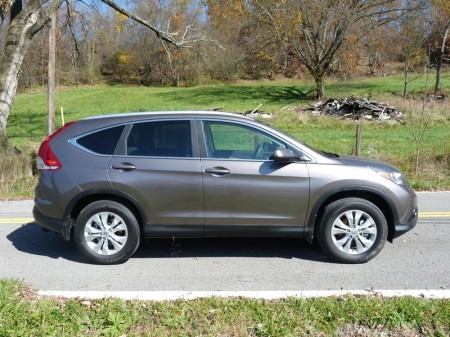 2013 Honda CR-V, picture courtesy Michael Karesh