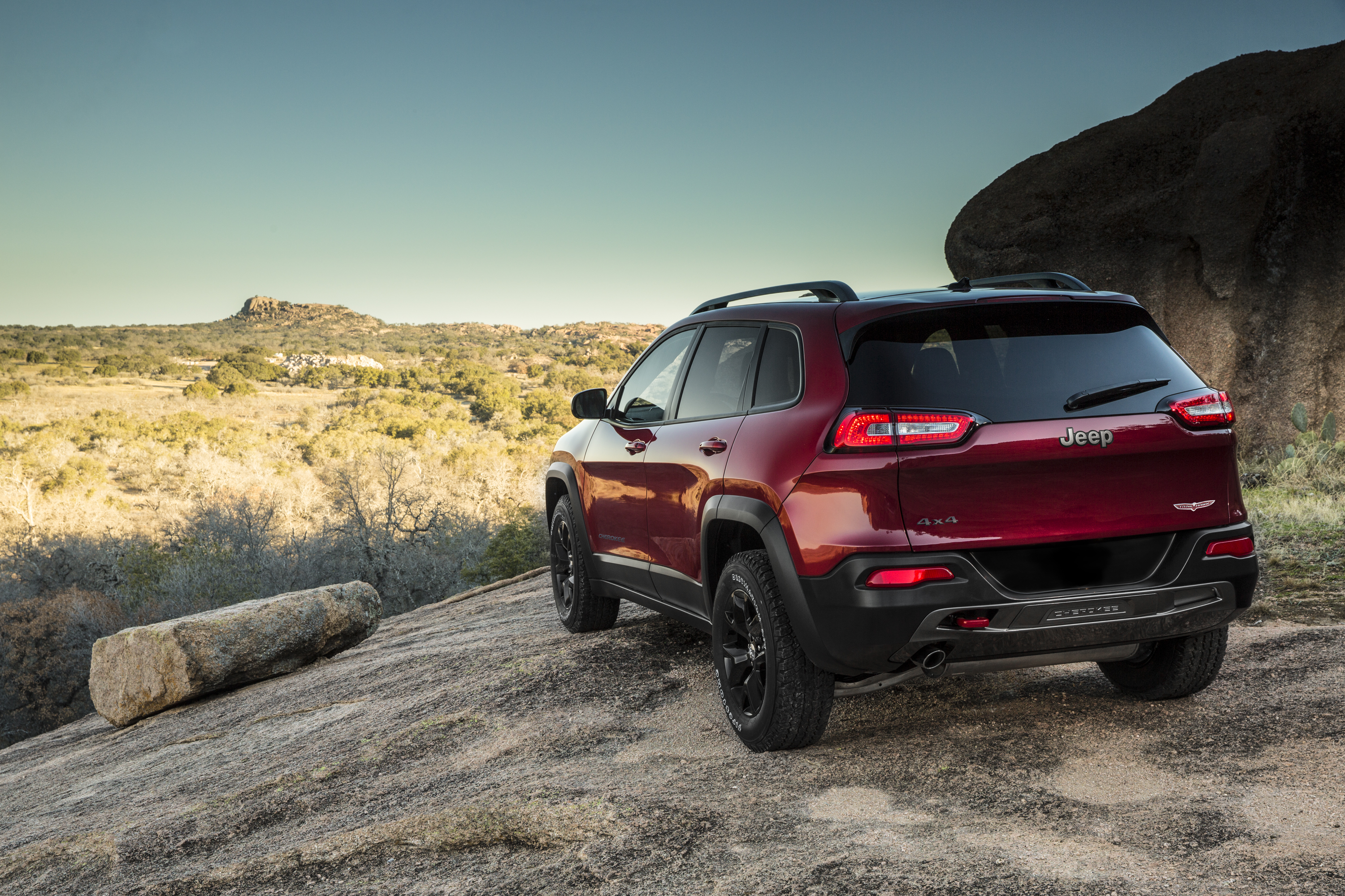 2014 Jeep Cherokee Trailhawk Revealed The Truth About Cars