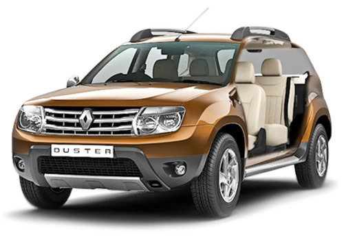 nissan terraro is a re badged renault duster. Black Bedroom Furniture Sets. Home Design Ideas