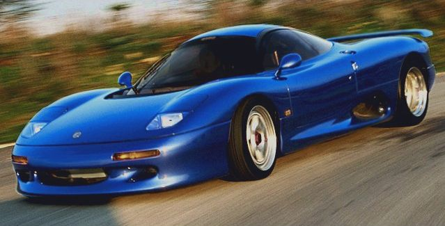Jaguar XJR-15 - The Truth About Cars