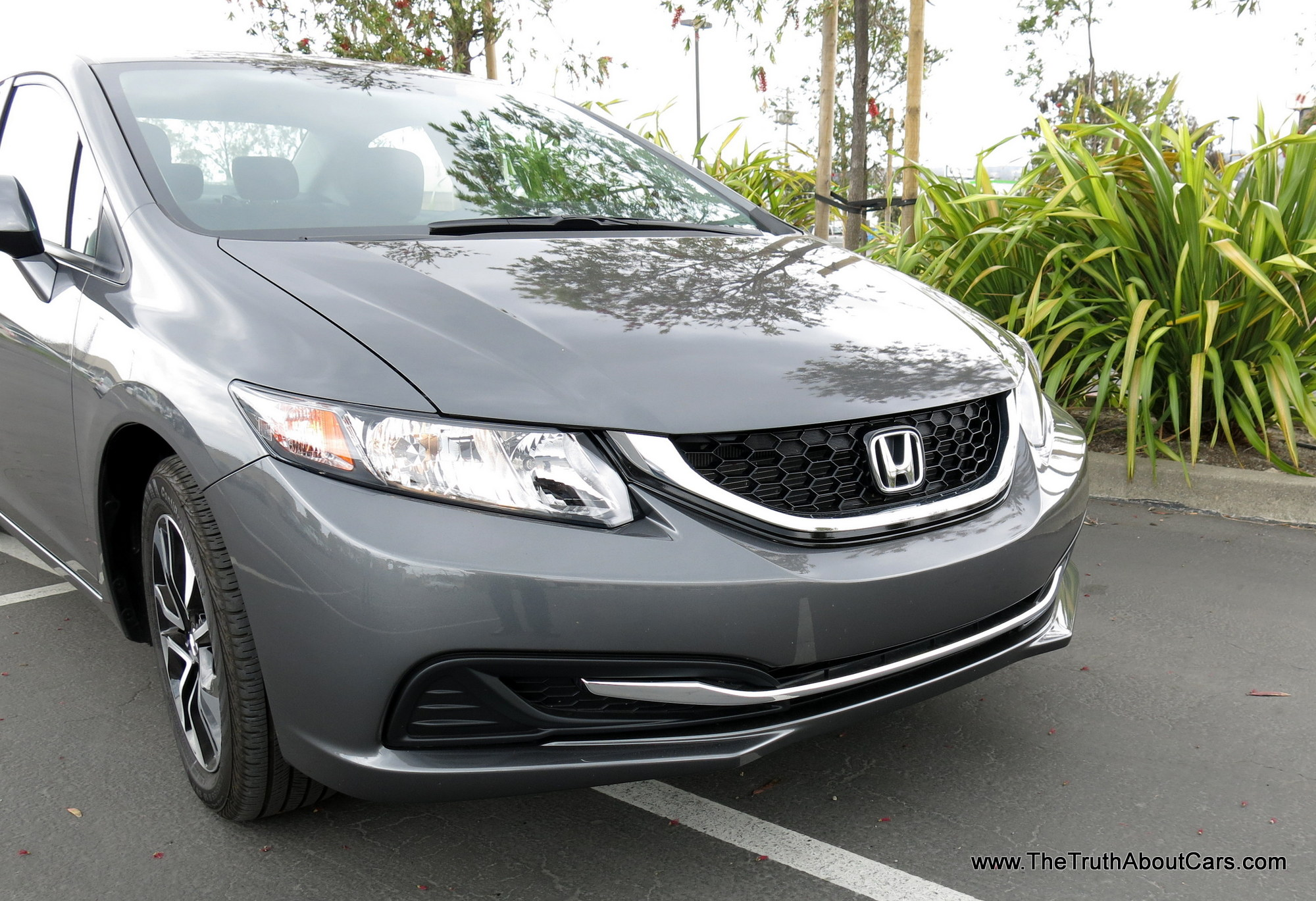 review  honda civic  video  truth  cars