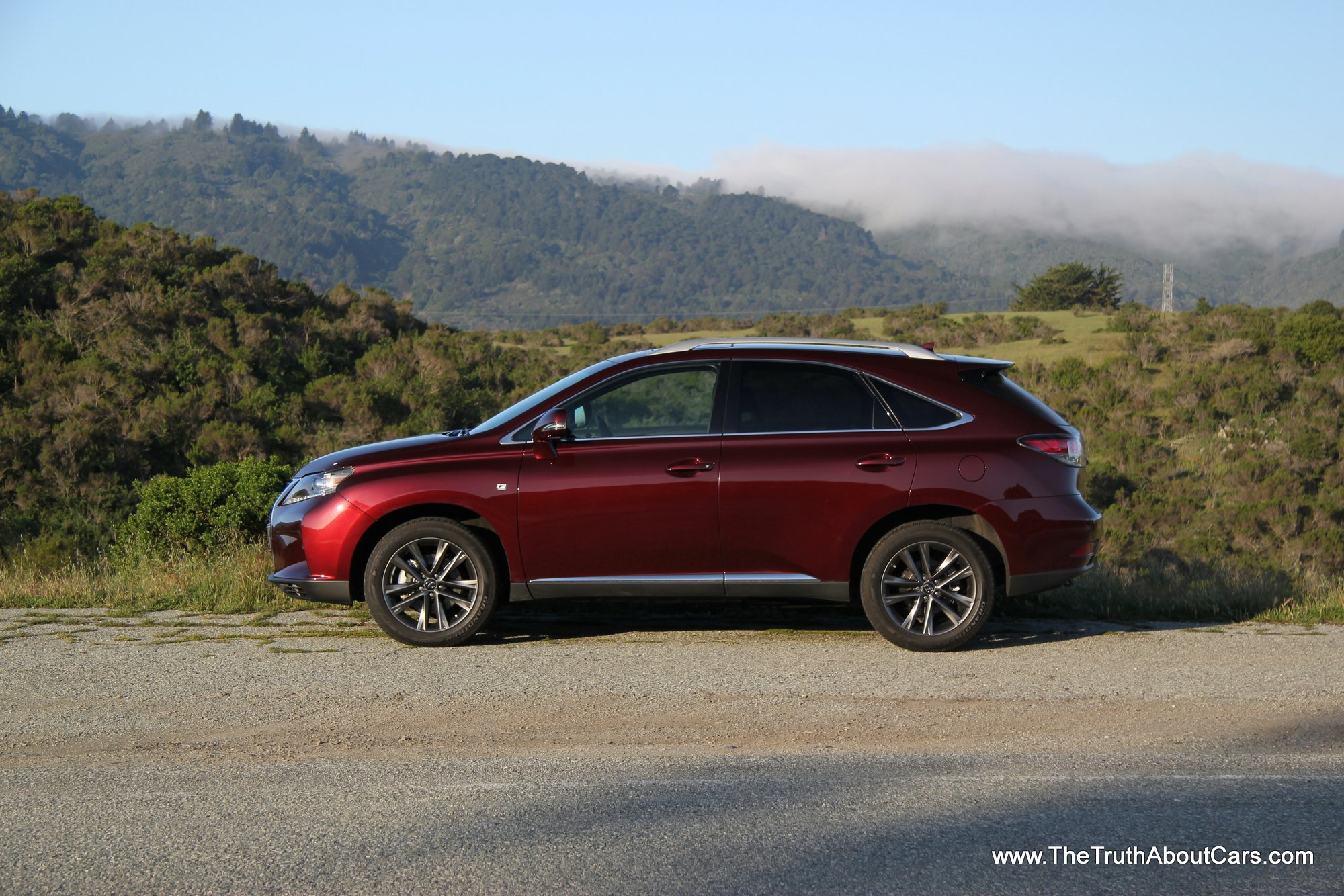Review 2013 Lexus RX 350 F Sport Video The Truth