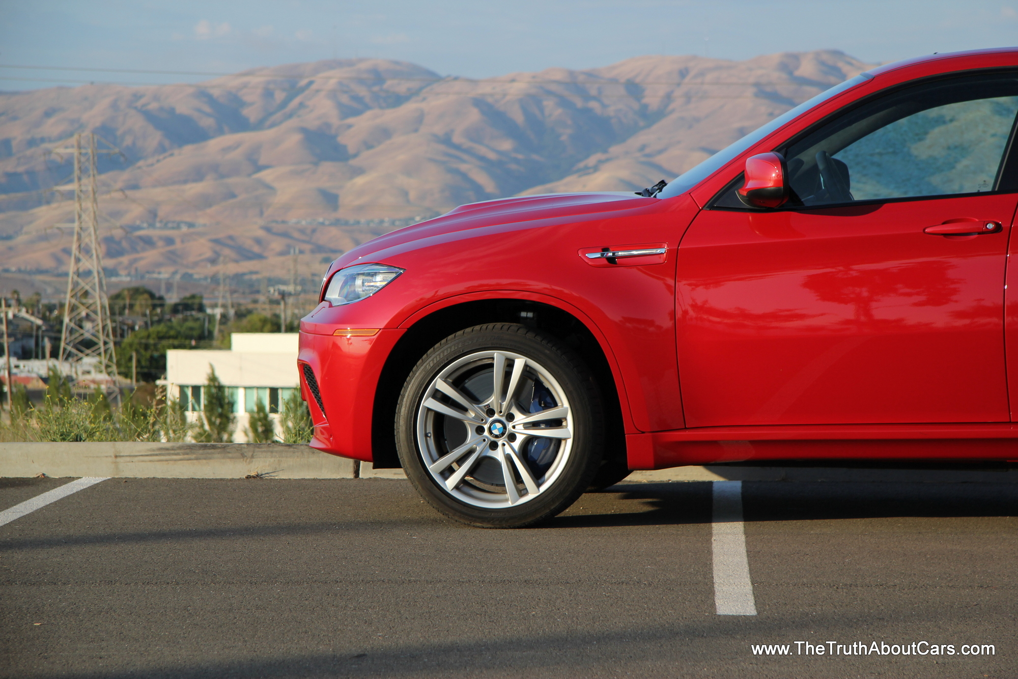 Review 2013 Bmw X6m Swansong Edition The Truth About Cars
